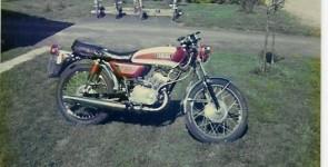 Yamaha AS-3 1973