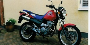 Honda SLR 650 -97