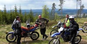 Grusåkning i Värmland 13 – 16 maj 2009