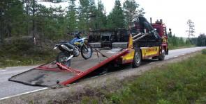 Långtur som blev lastbilstur…  UPPDATERAD MED BILDER